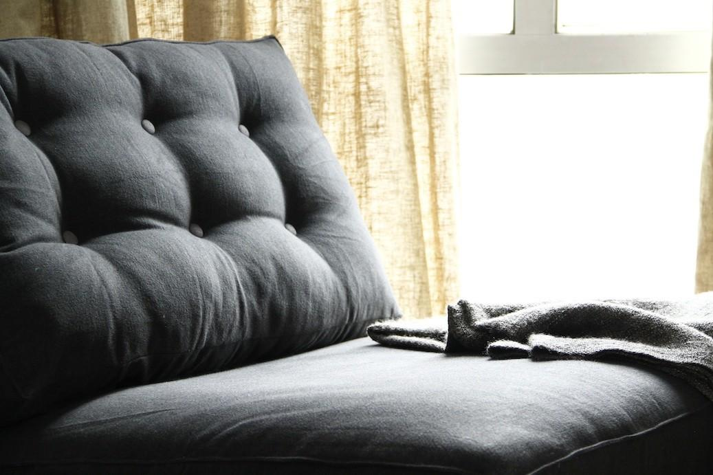 Diy Tufted Sofas Couches Headboards Comfort Works