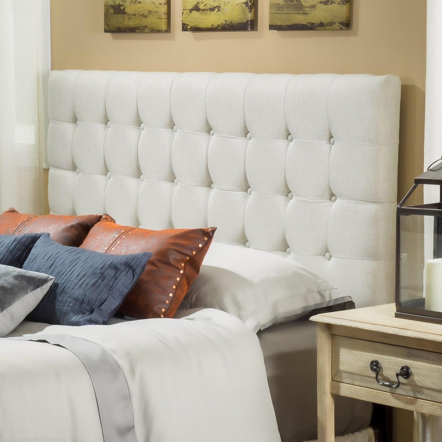Diy Tufted Upholstered Headboard Imgkid