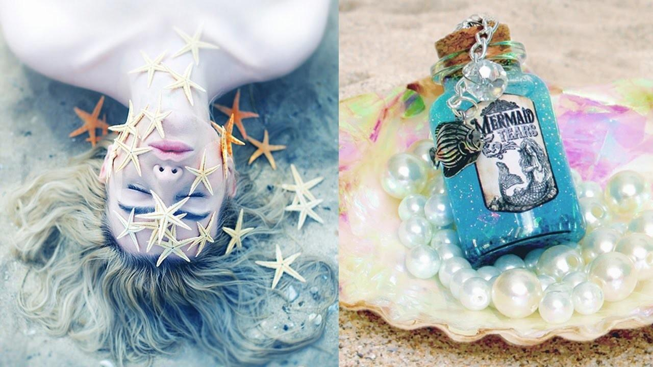 Diy Tumblr Mermaid Ideas Your Room Decor