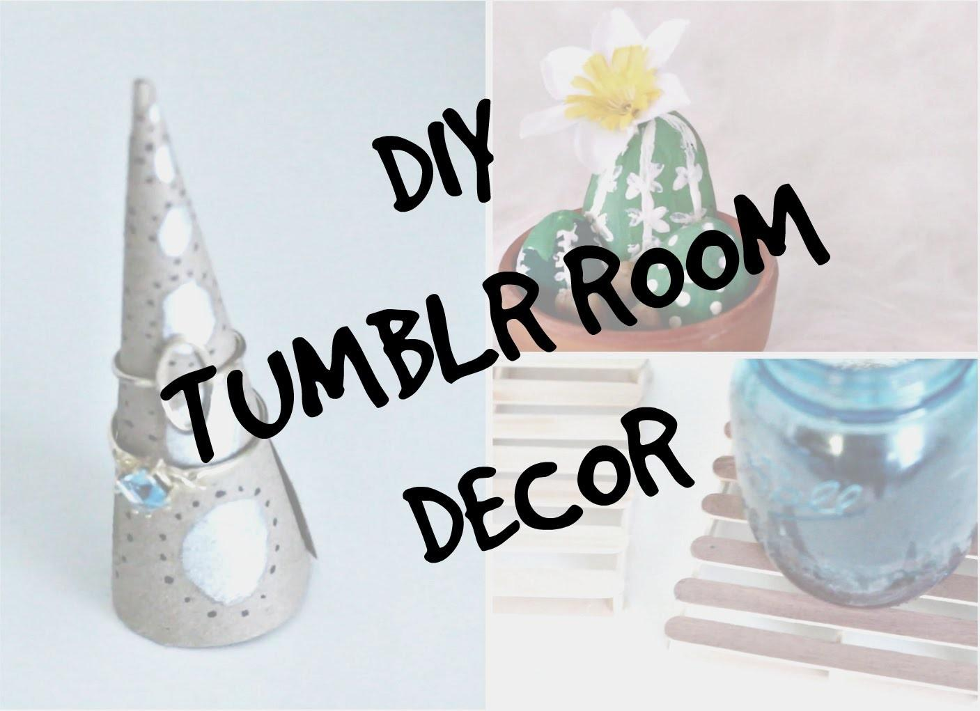 Diy Tumblr Room Decor Coasters Jewelry Holder Cacti