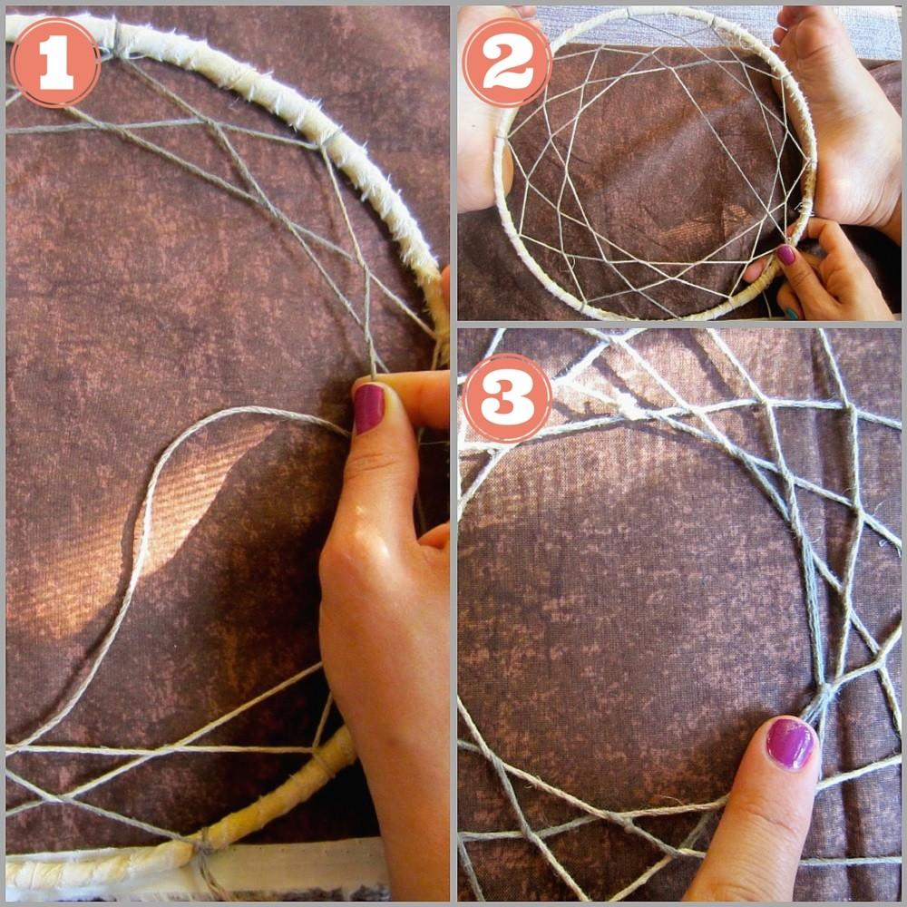 Diy Tutorial Make Dreamcatcher Journey Junkie