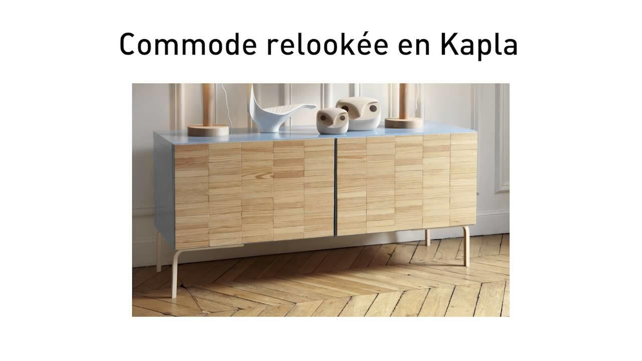 Diy Une Commode Relook Kapla
