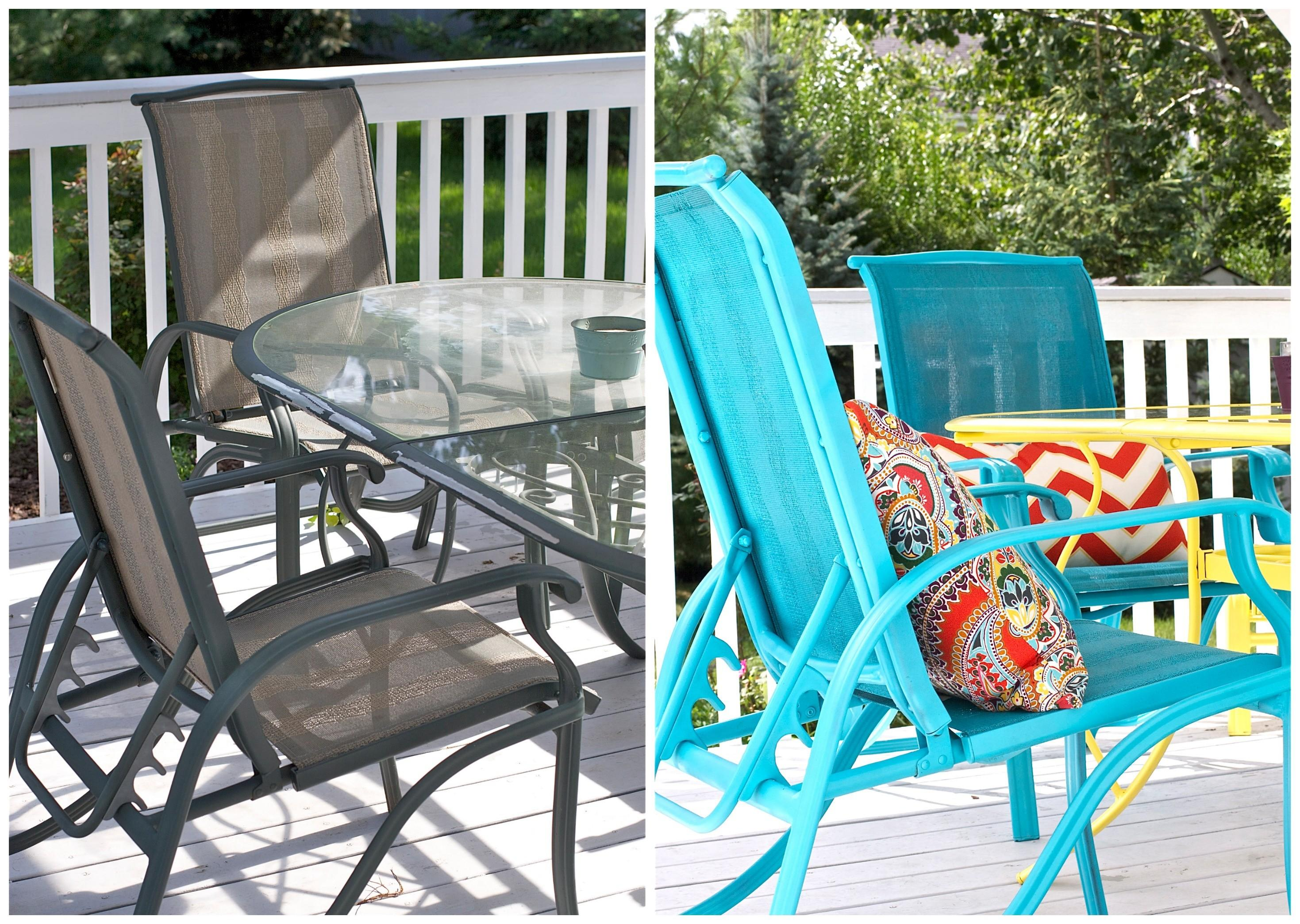 Diy Upcycled Deck Furniture Accessories