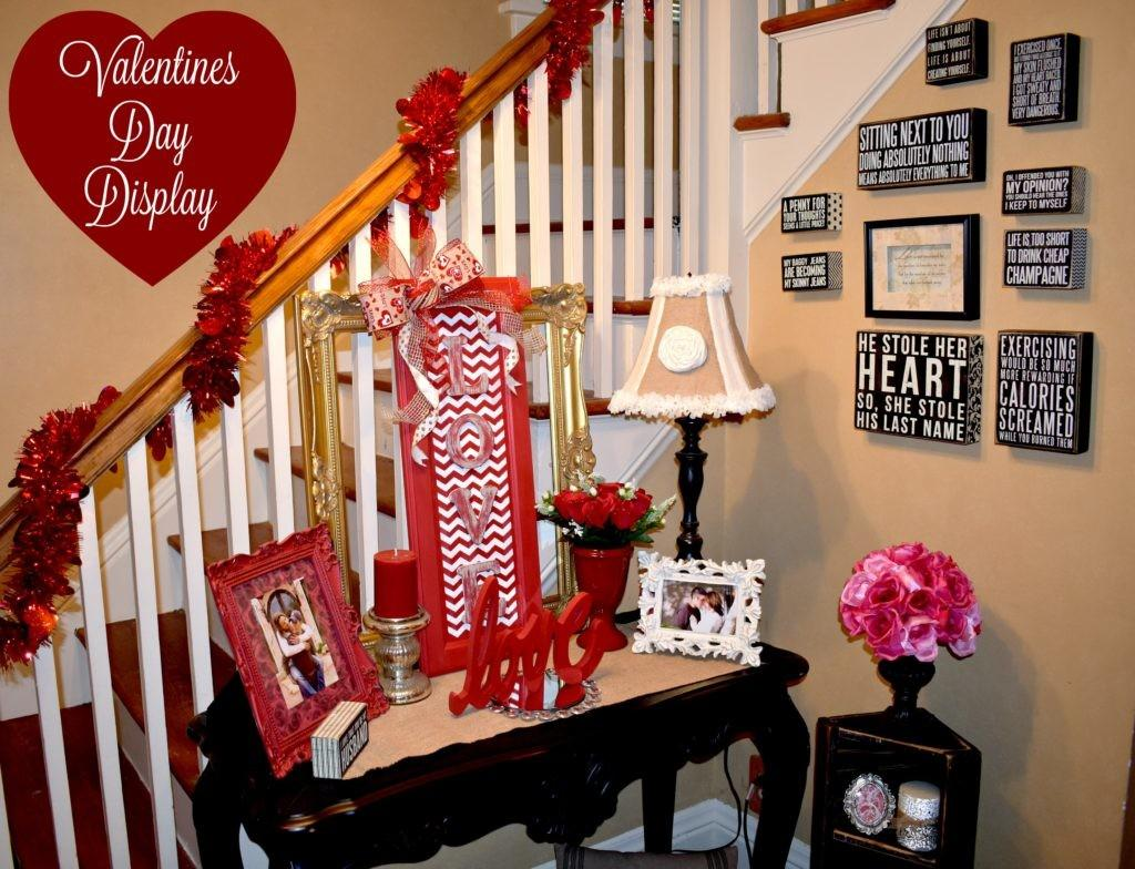 Diy Valentine Day Decorations Bluegrass Junk Revival
