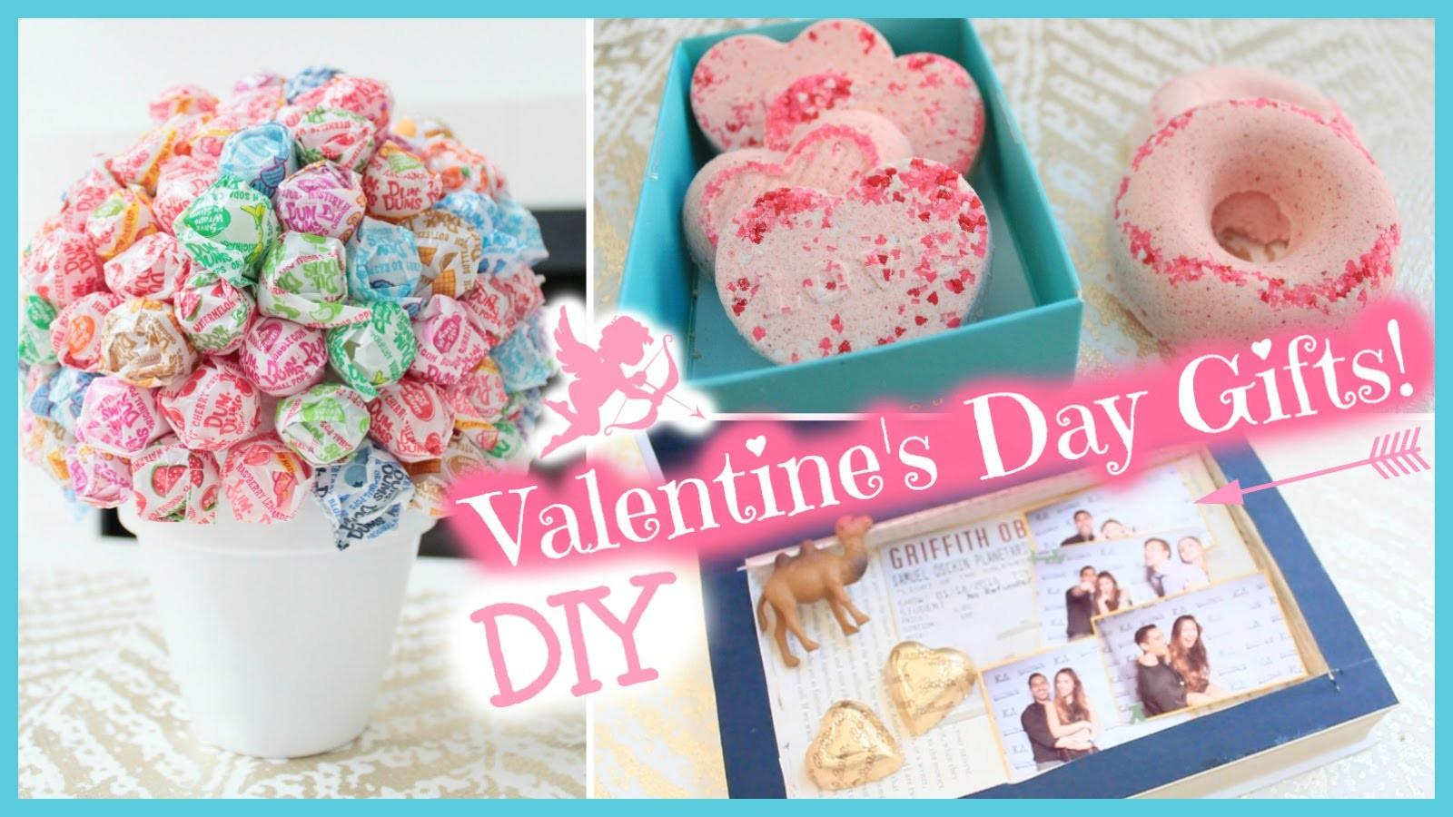 Diy Valentine Day Gift Ideas 2015