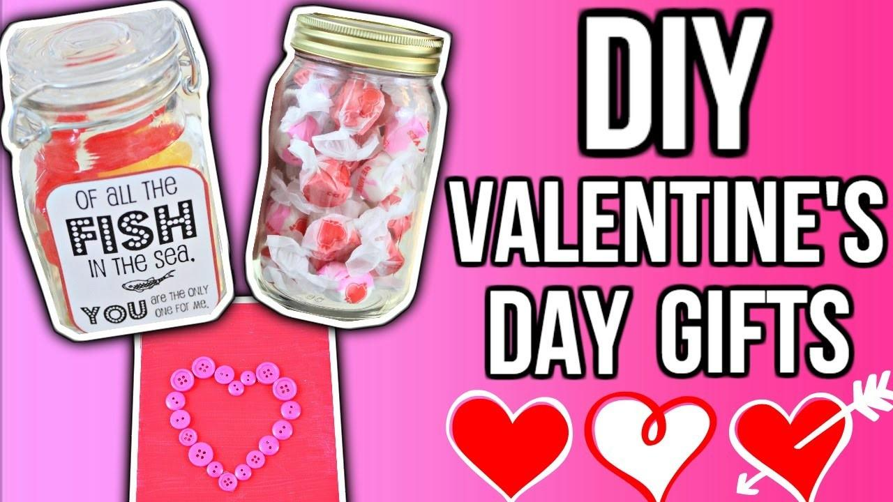 Diy Valentine Day Gifts Cheap Easy Ideas