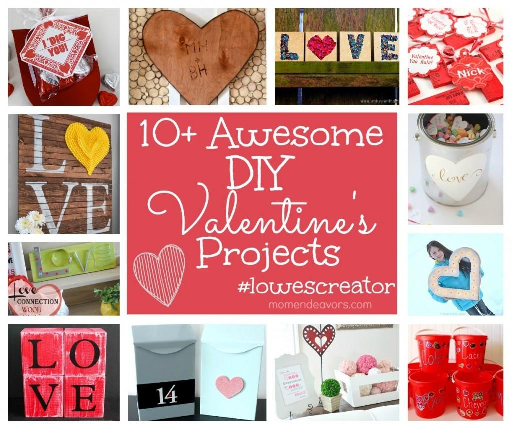Diy Valentine Projects Lowescreator