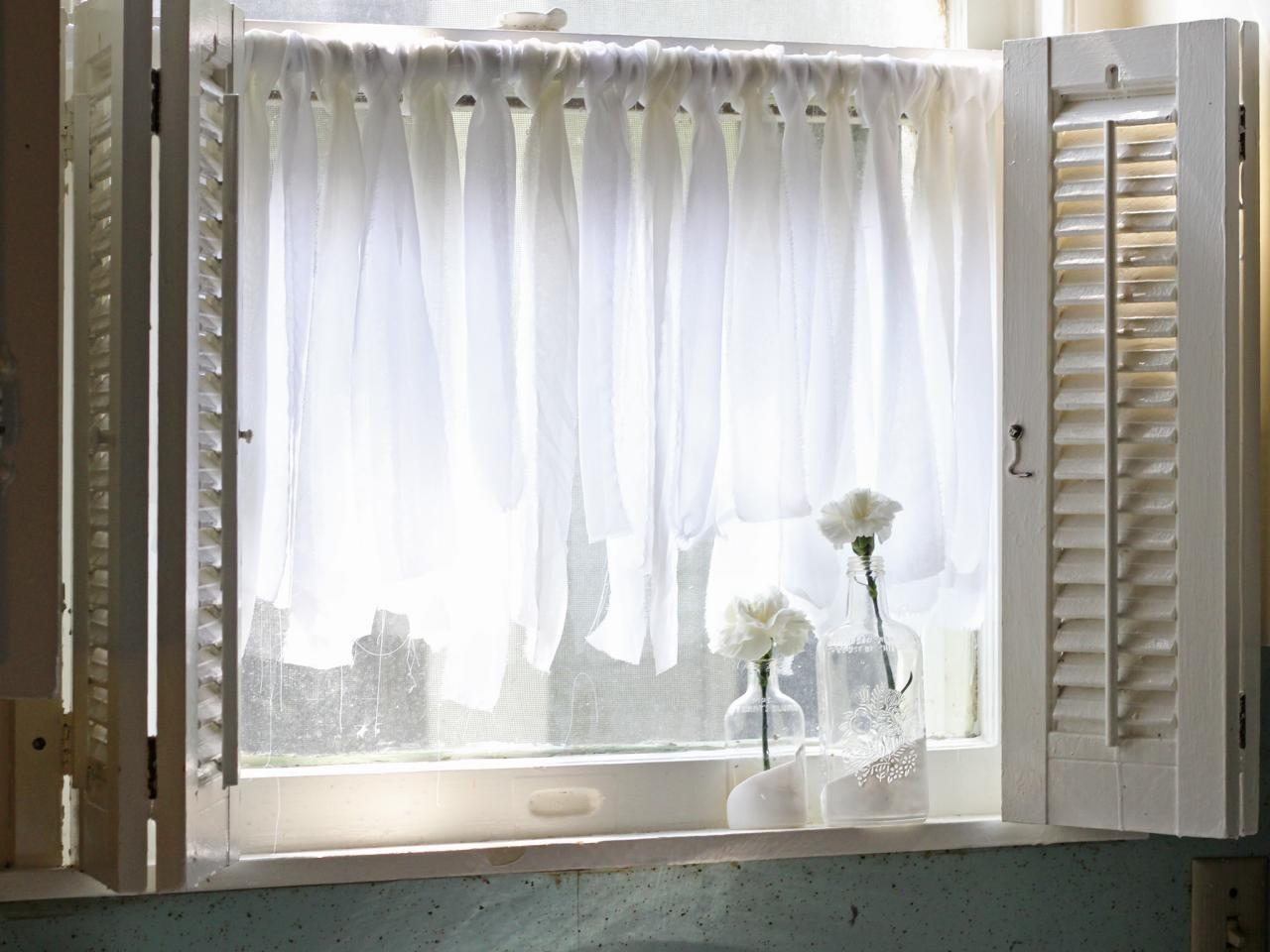 Diy Ways Spruce Plain Window Treatments