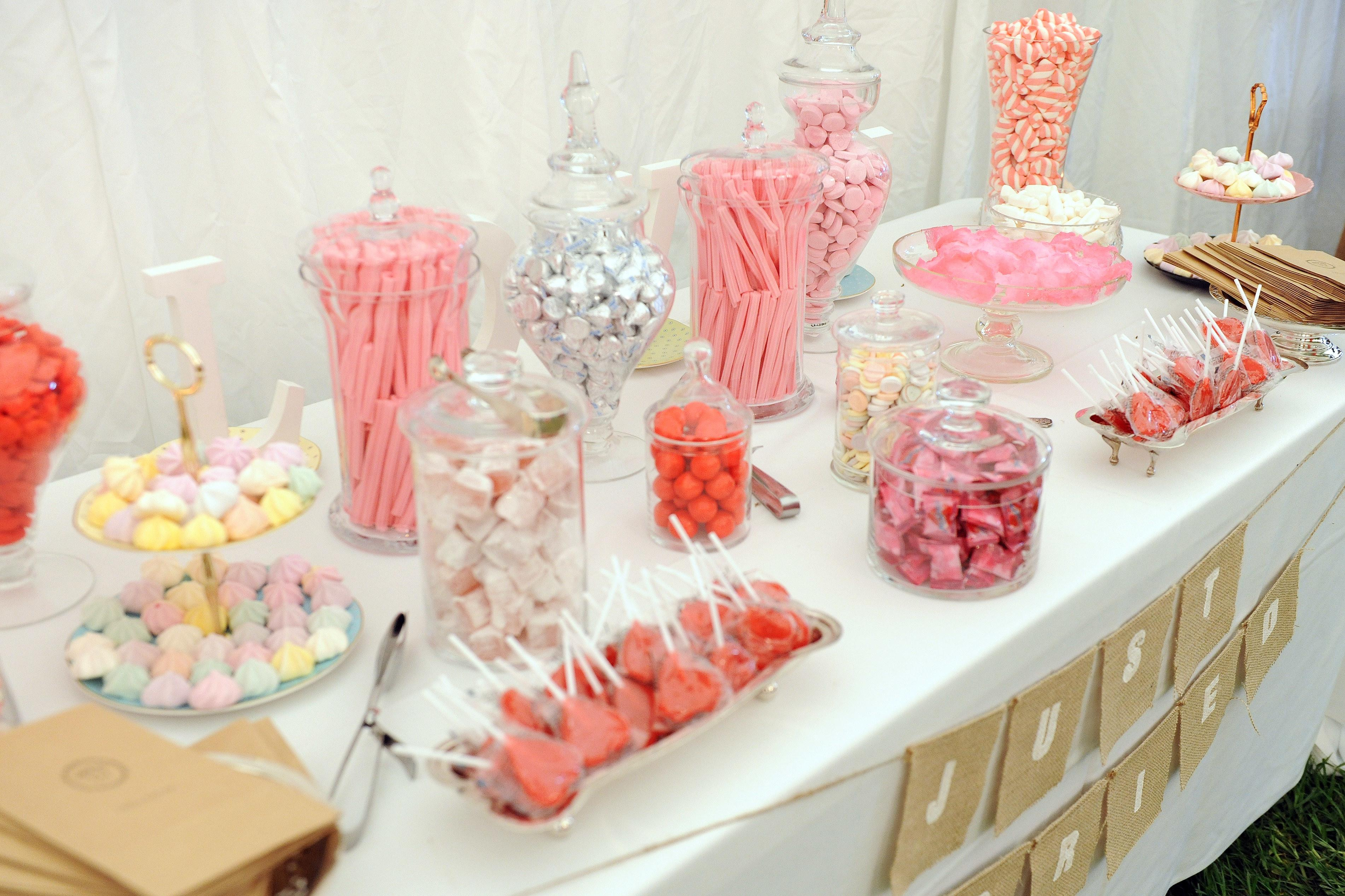 Diy Wedding Candy Bar Your Big Day