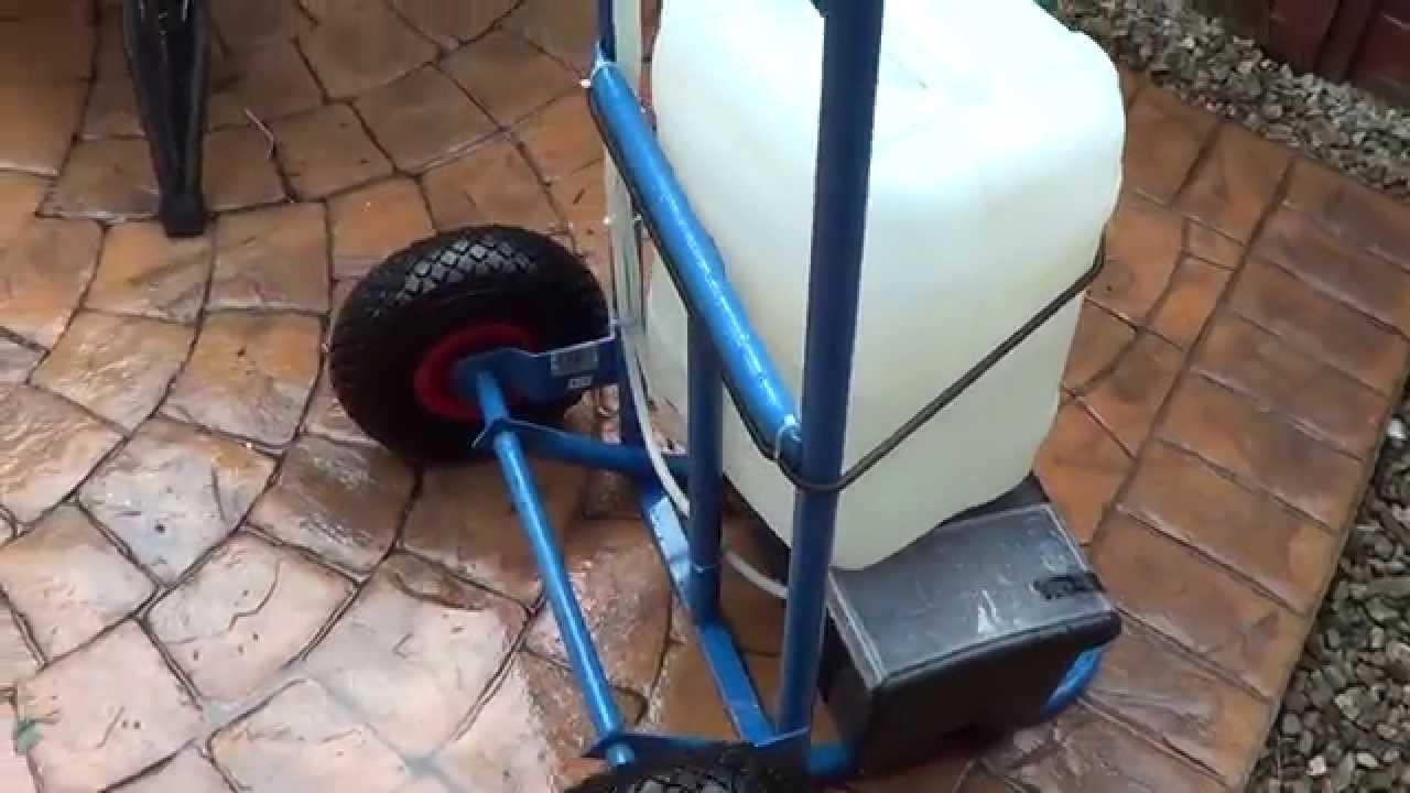 Diy Wfp Trolley Build Part Window Cleaning Tips