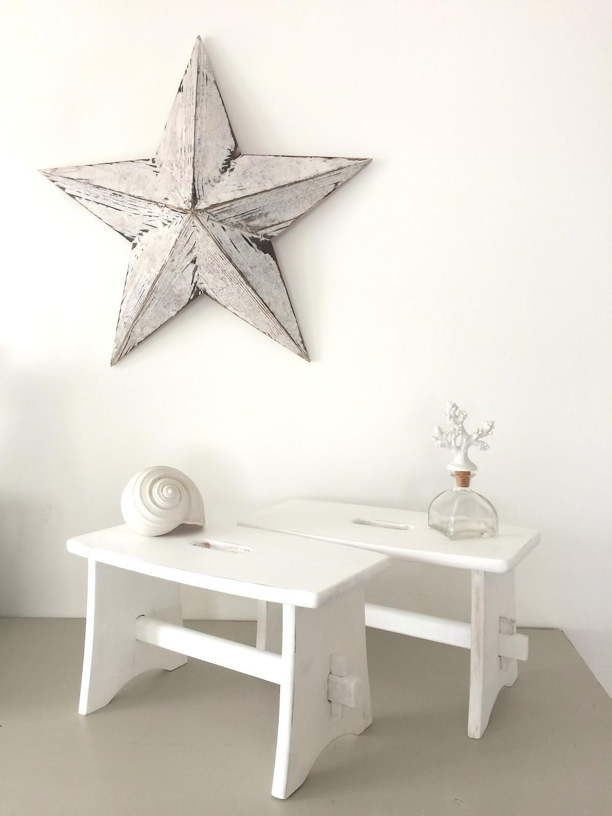 Diy White Stool Makeover Approach