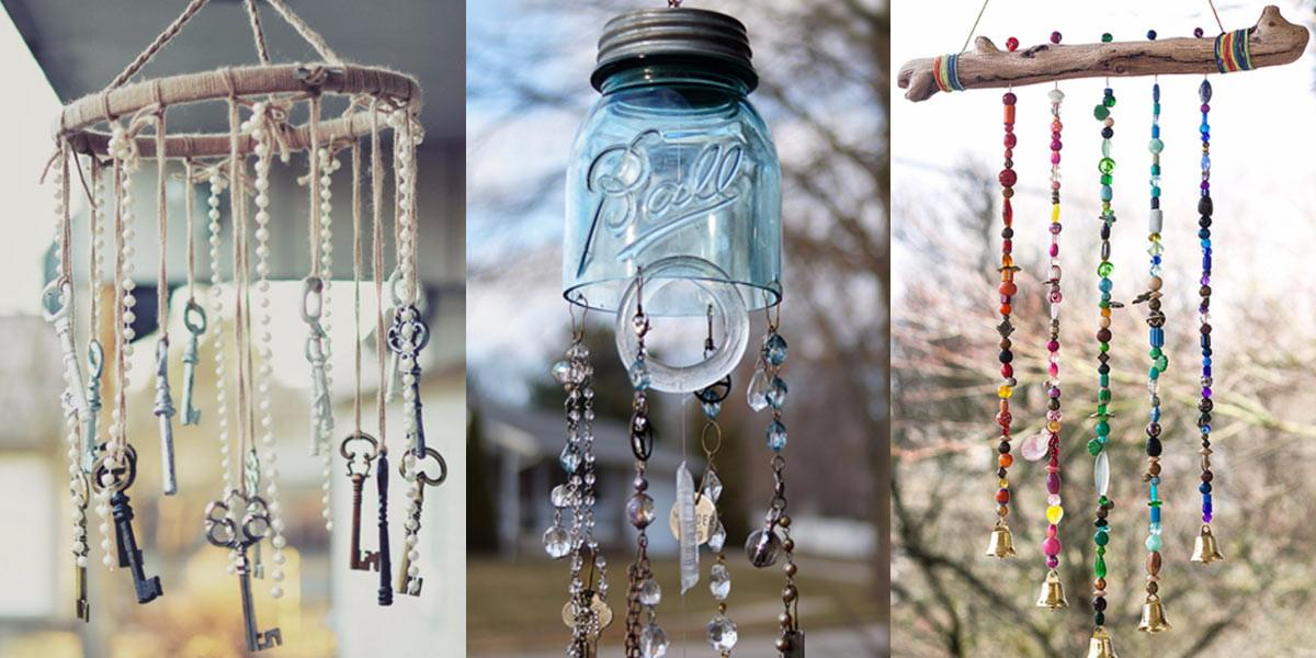 Diy Wind Chimes Joy