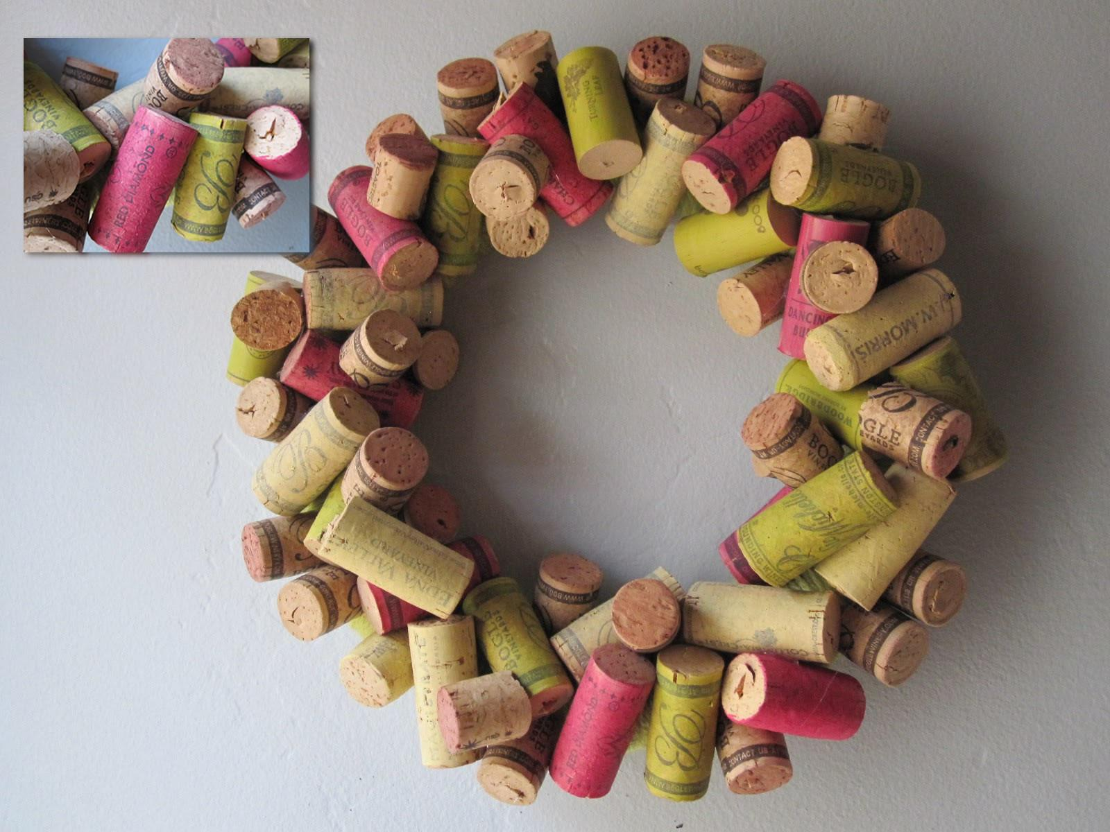 Diy Wine Cork Crafts Memes