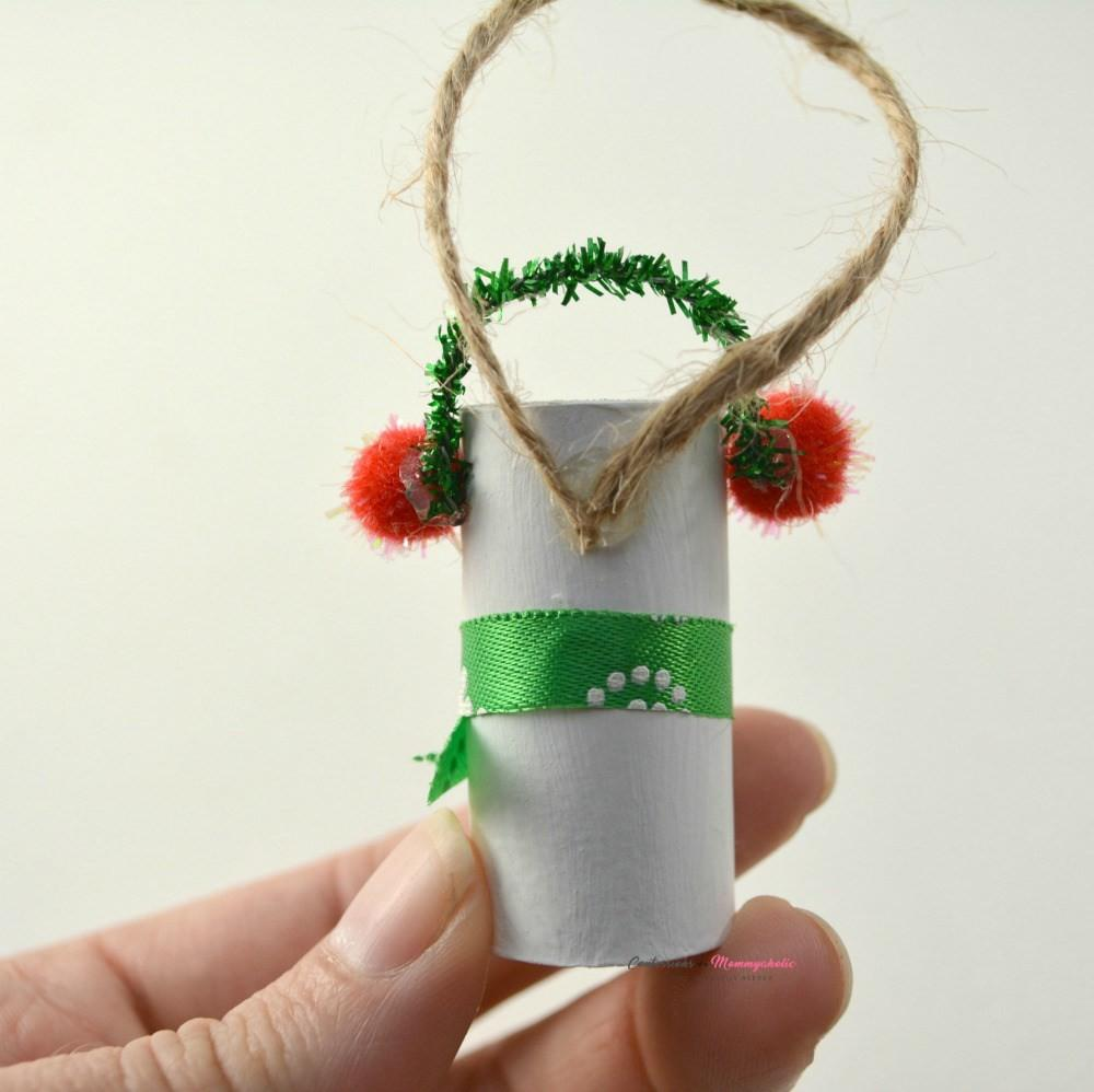 Diy Wine Cork Snowman Ornament Confessions Mommyaholic