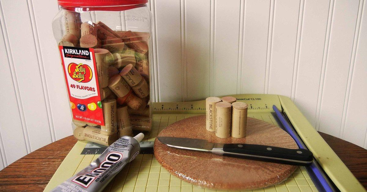 Diy Wine Cork Trivet Hometalk