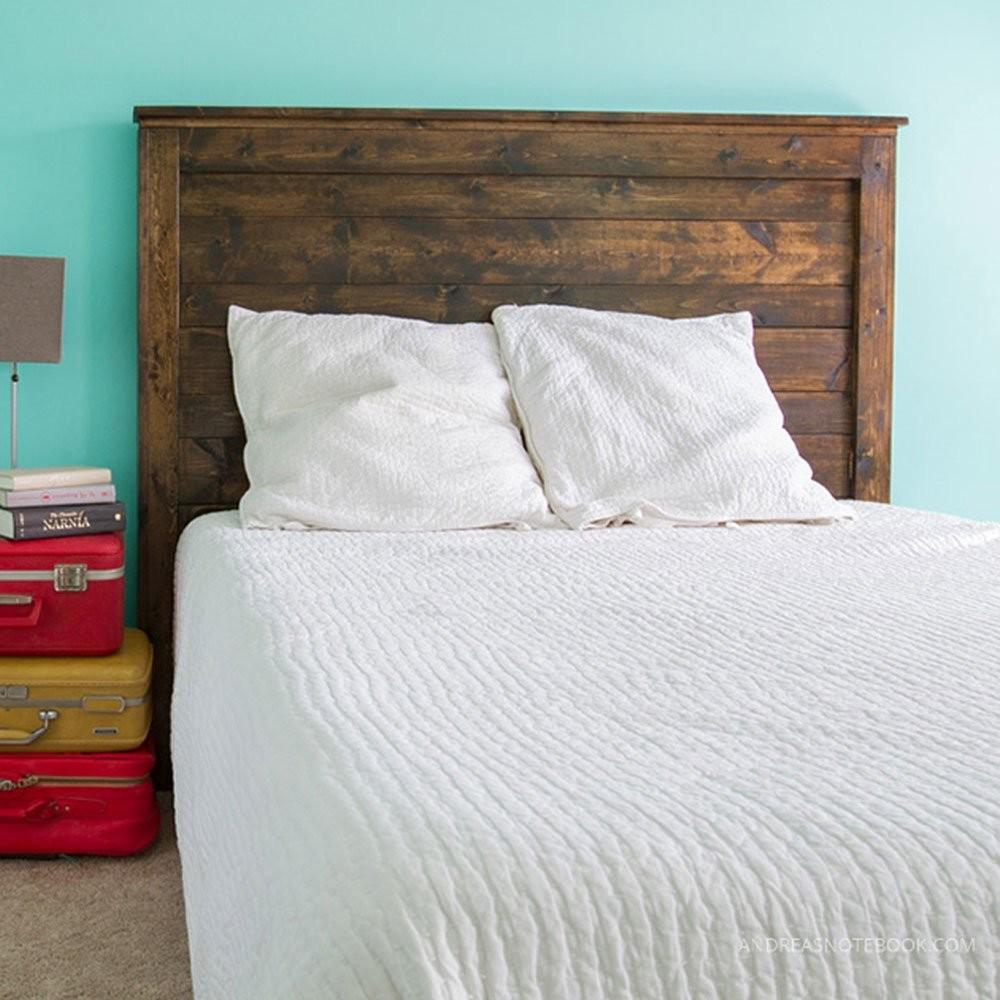 Diy Wood Pallet Headboard Ideas