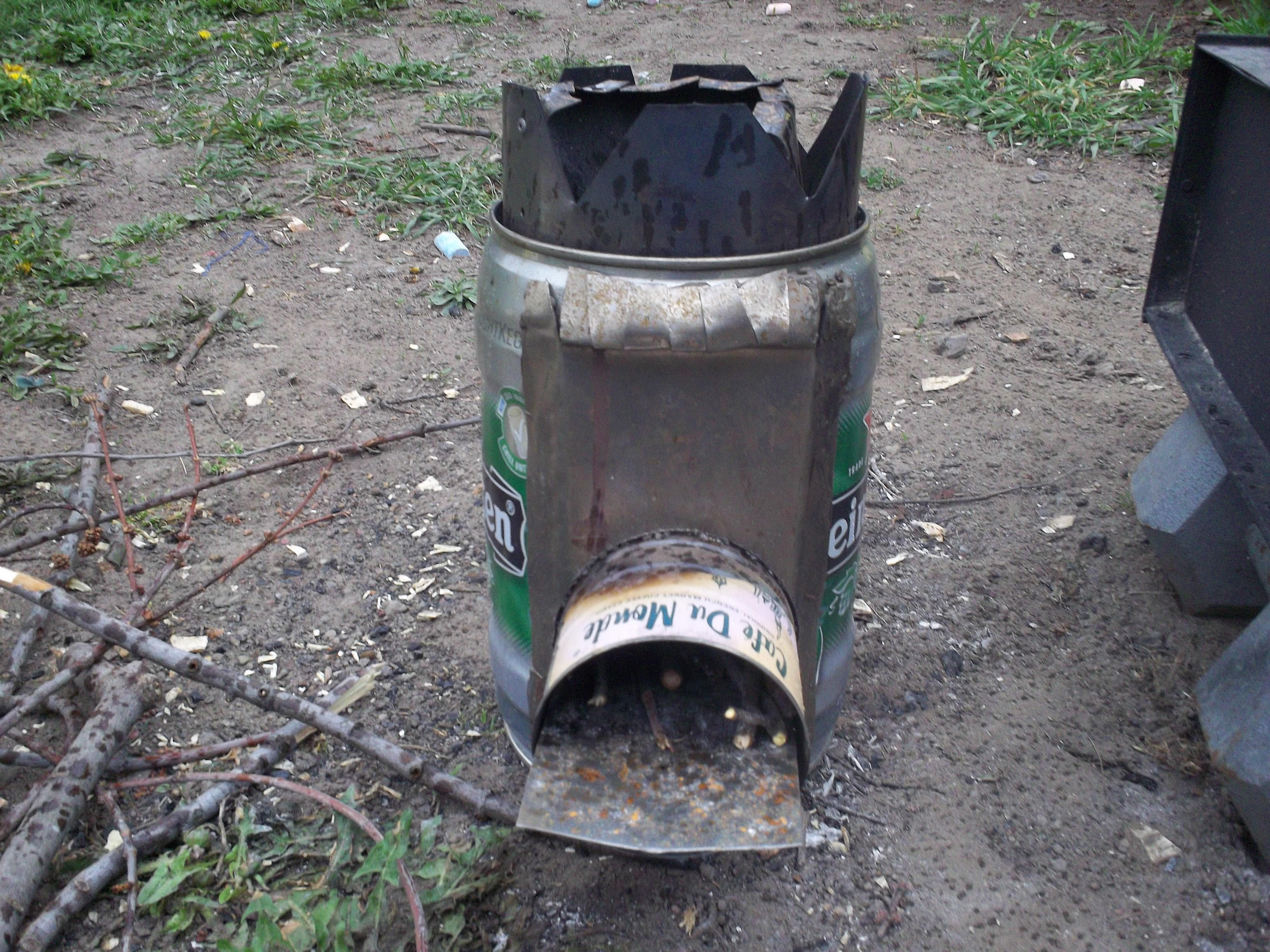 Diy Wood Stove Nagginginspiration
