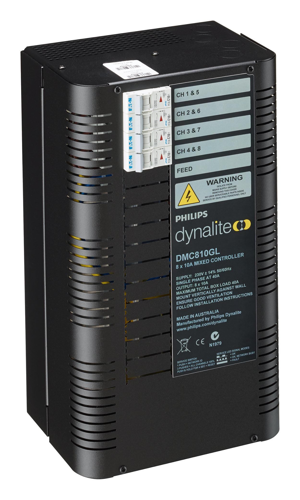 Dmc810gl Dynalite Multipurpose Controllers Philips Lighting