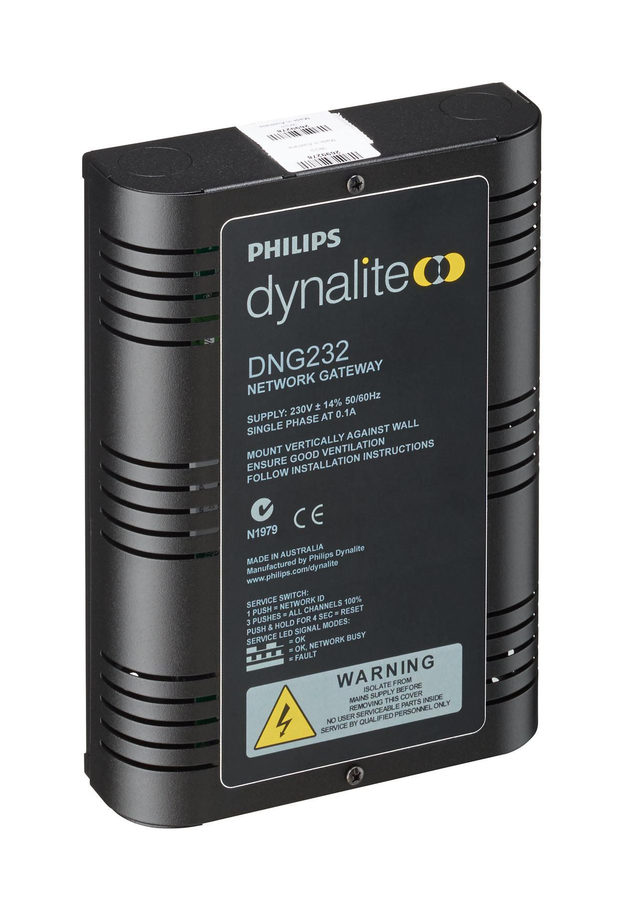 Dng232 Dynalite System Integration Philips Lighting