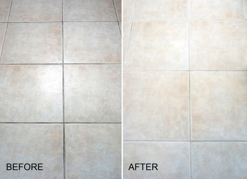 Does Cleaning Grout Baking Soda Vinegar Really Work