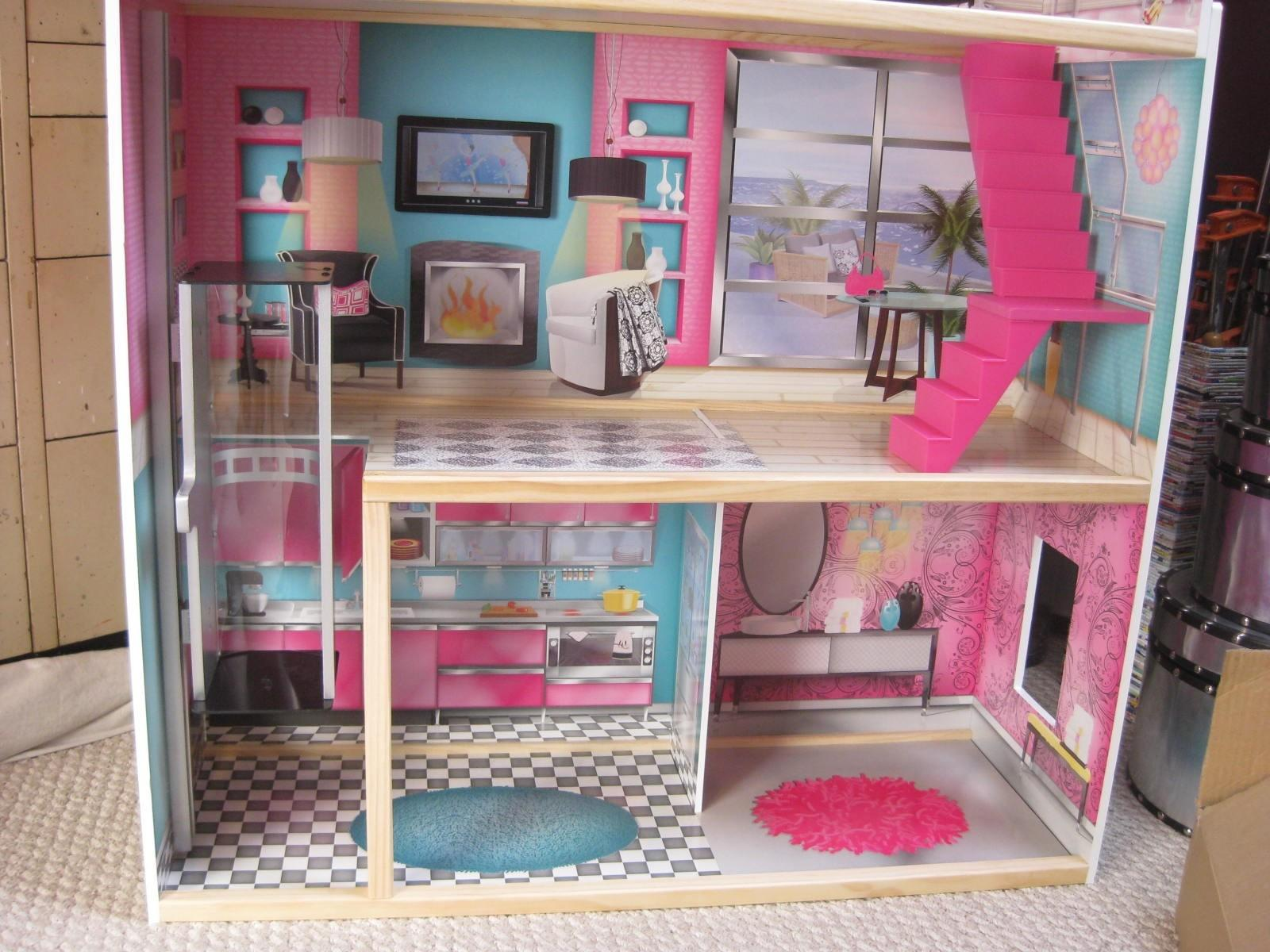Doll House Plans Barbie Plan 2017