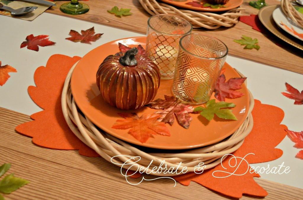 Dollar Store Thanksgiving 100 Diy
