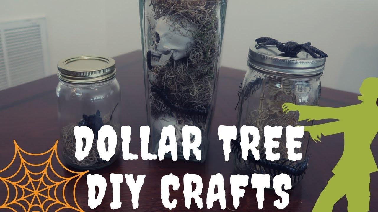 47 Different Types of Diy Dollar Store Halloween Decor That