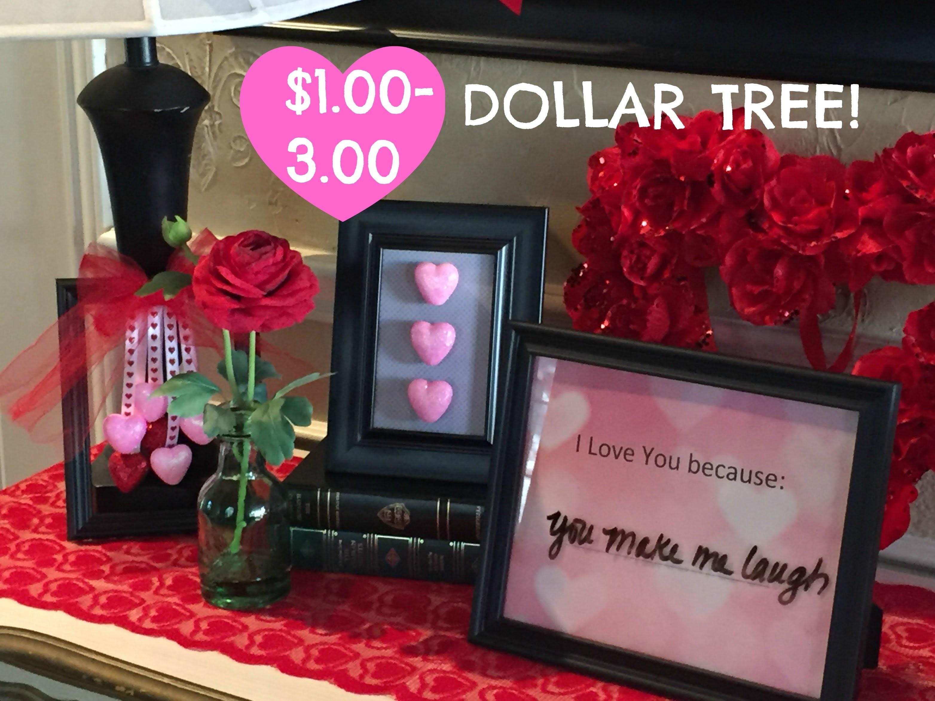 Dollar Tree Diy Valentine Day Frames