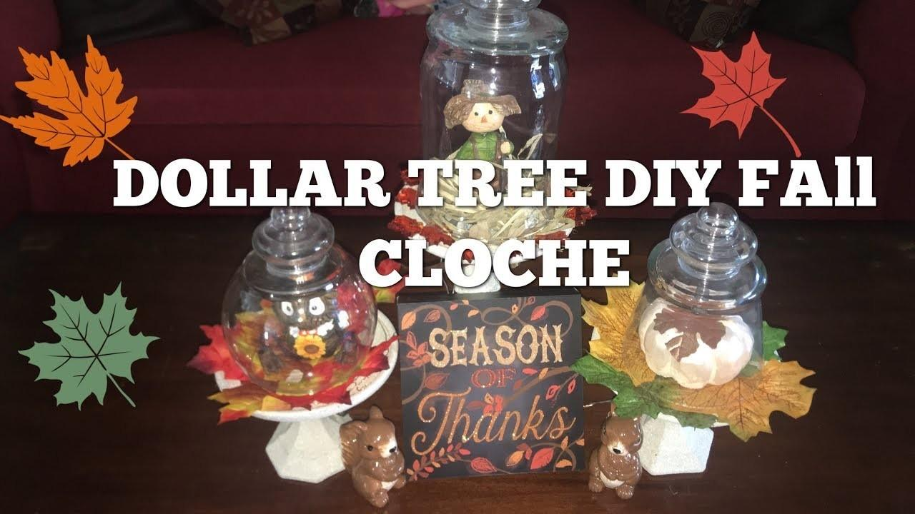 Dollar Tree Fall Diy Cloches Crafts Projects