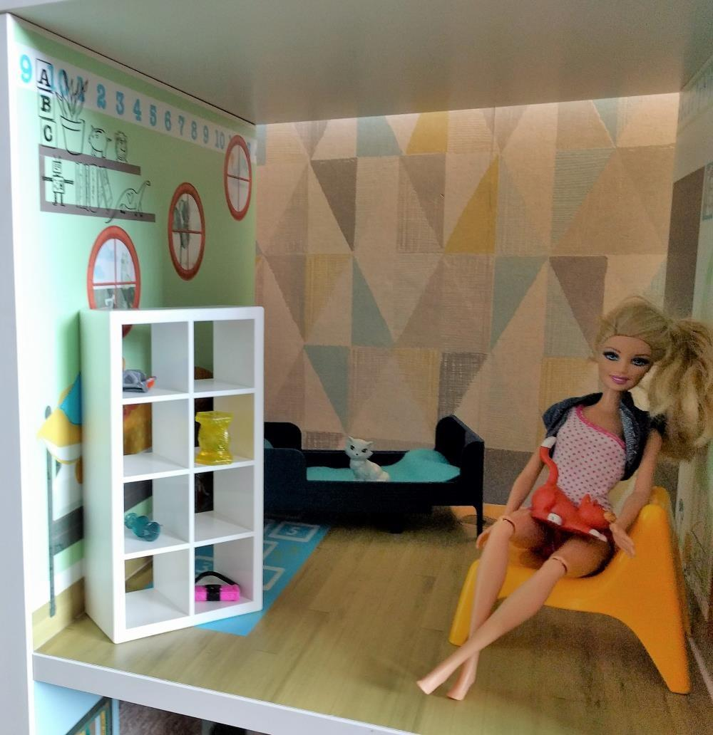 Dolls House Living Room Kids Furniture