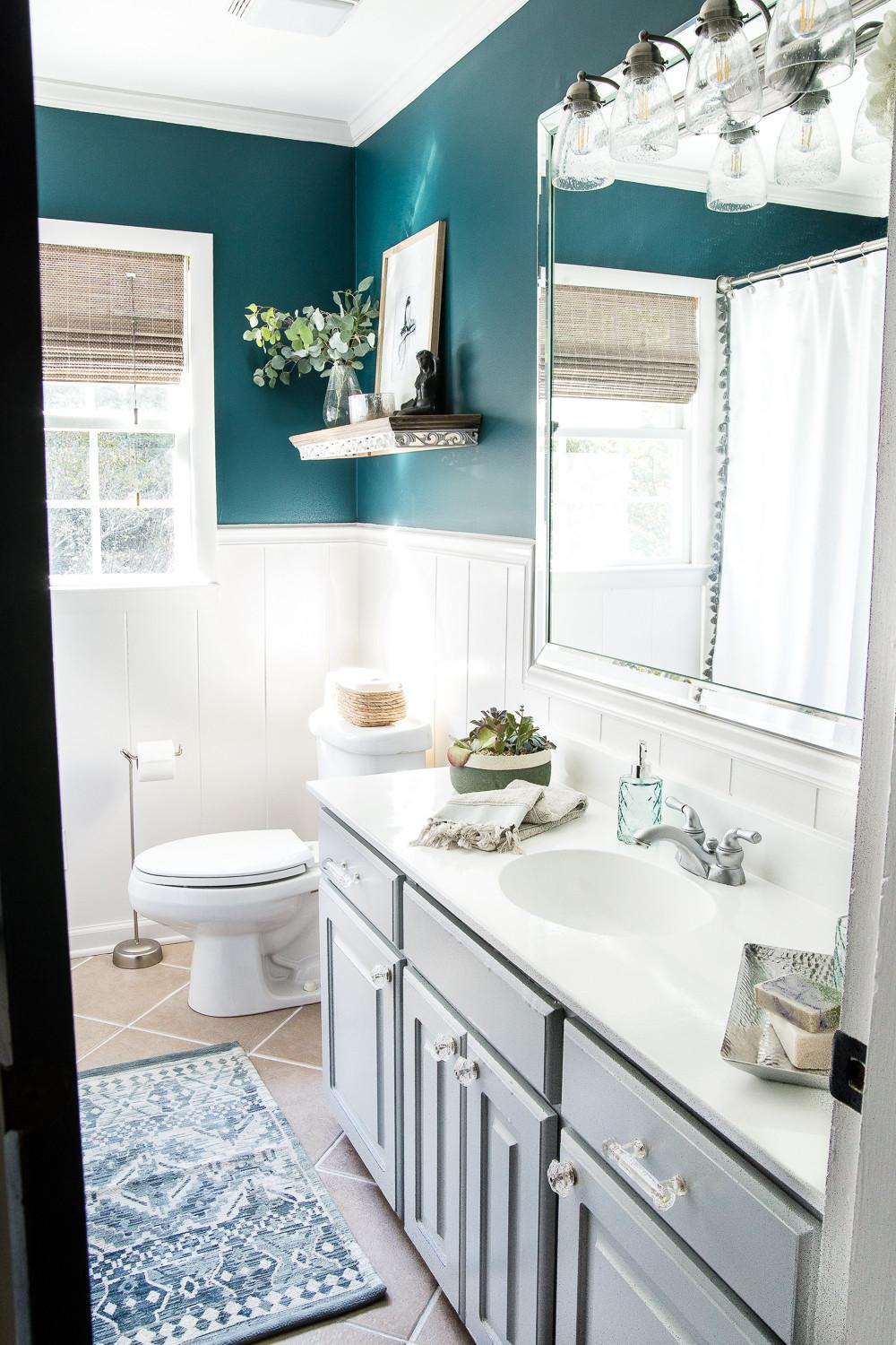 Done Wright Home Improvement Kid Guest Bathroom