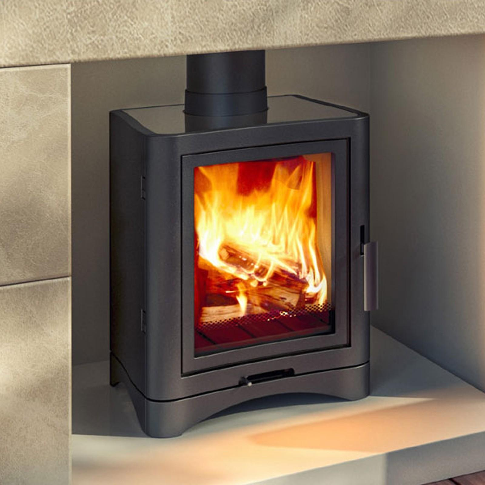 Dont Miss Out Broseley Evolution Deluxe Woodburning
