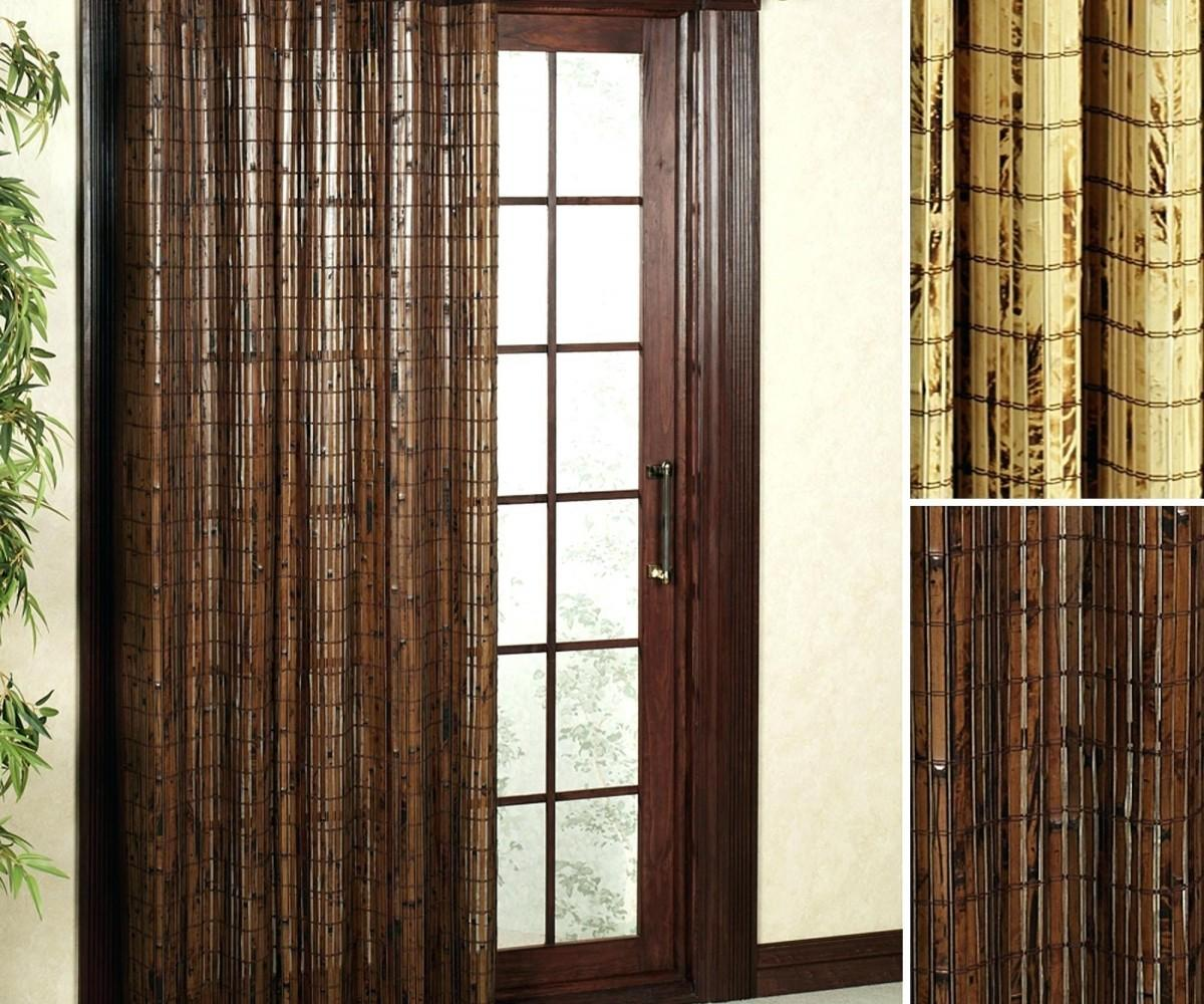 Door Window Curtains Oval Thrifty Decoration Patio