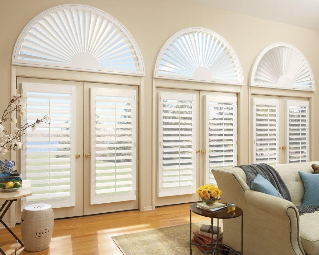 Doors Windows Custom Window Treatments Arched
