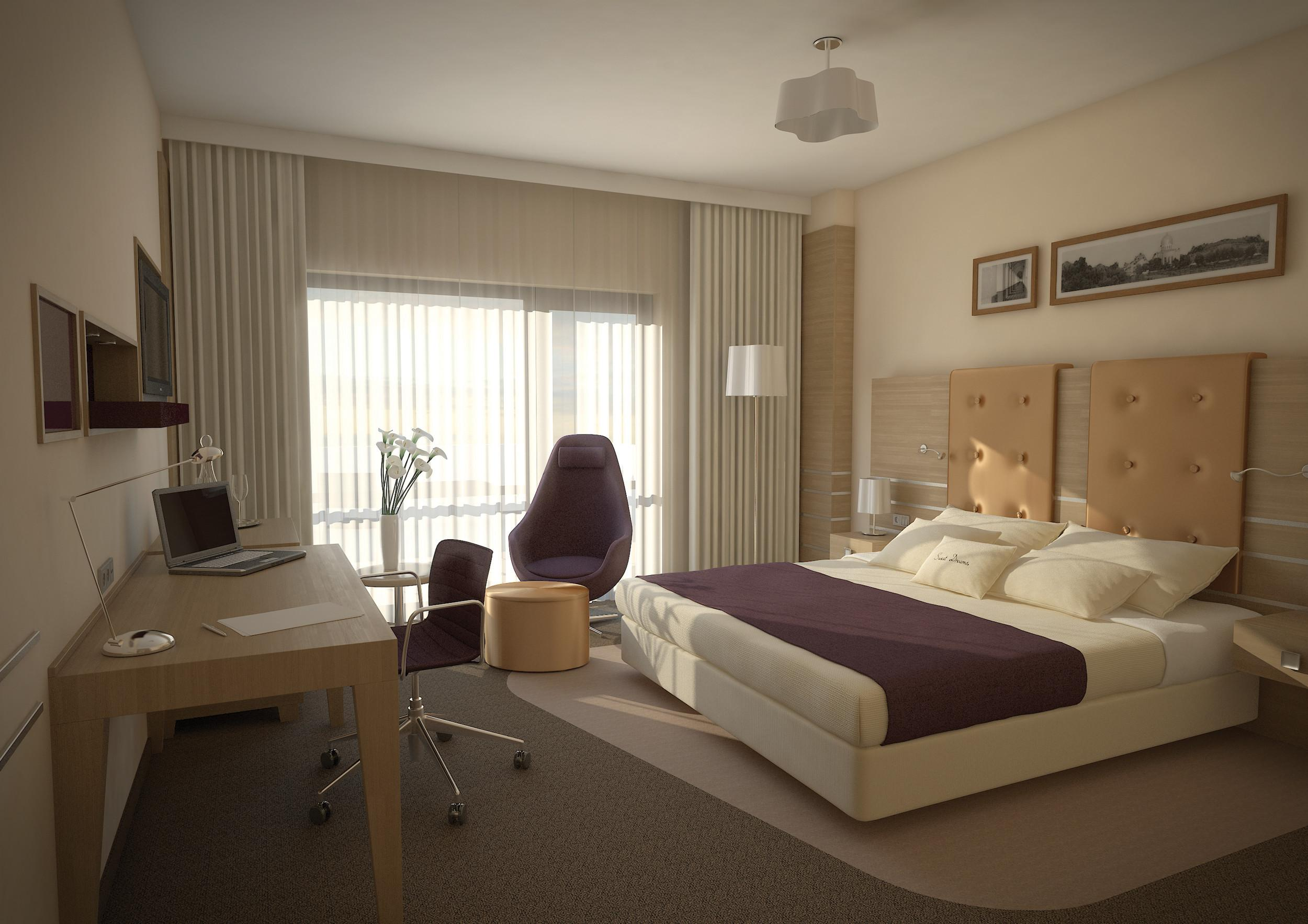 Doubletree Hilton Guest Rooms Global Media