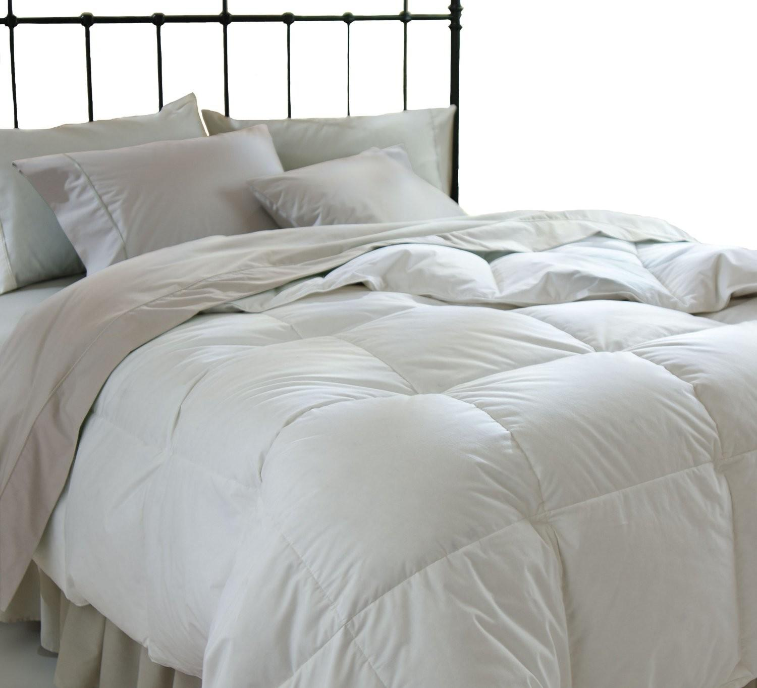 Down Comforter King Super Qualitydown Alternative