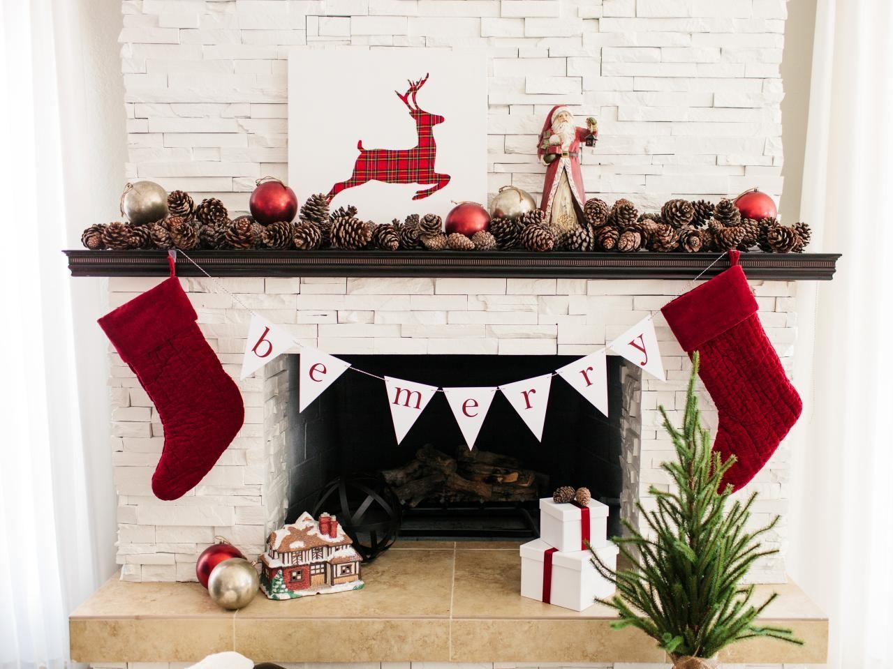 Downloadable Template Make Holiday Bunting