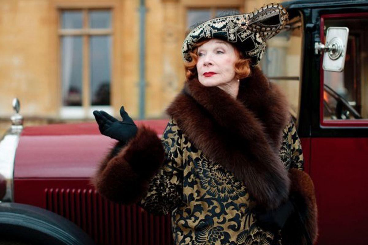 Downton Abbey Getting Clothing Beauty Line Racked