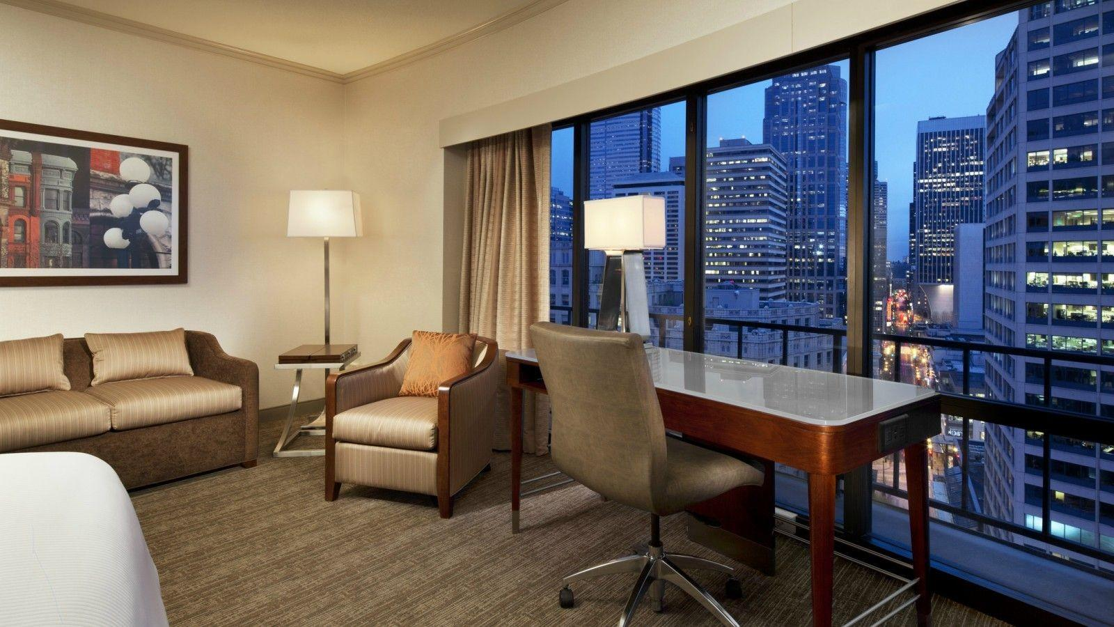 Downtown Seattle Hotel Business Leisure Travel
