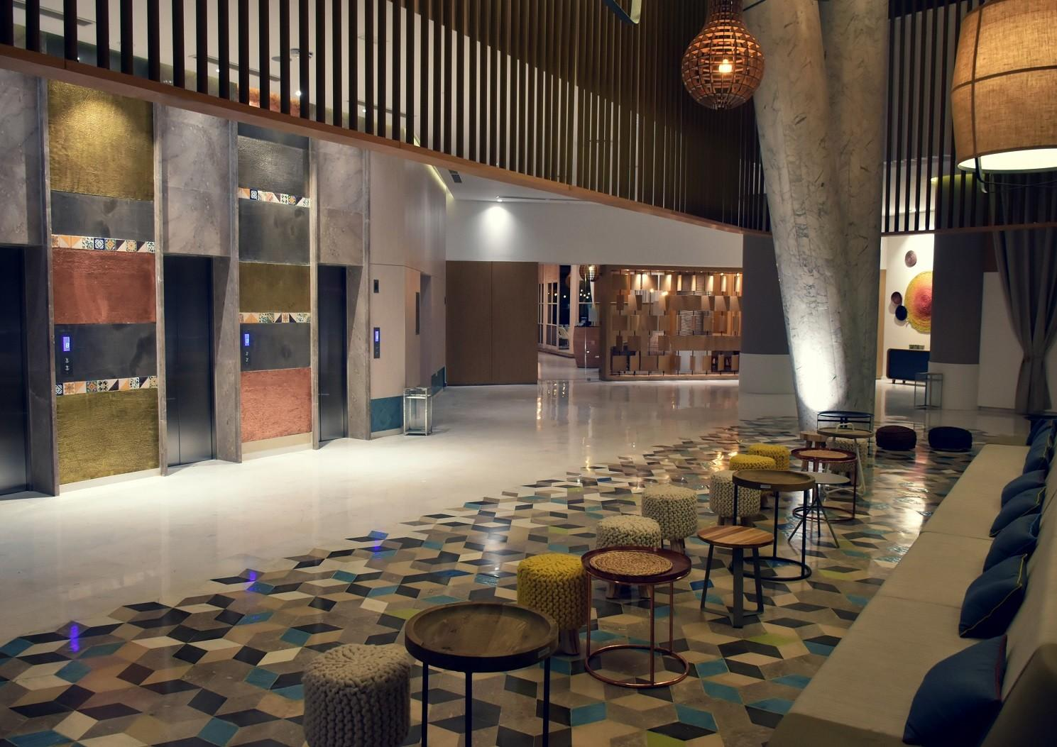Draw Link Group Shortlisted Lobby Public Areas Award