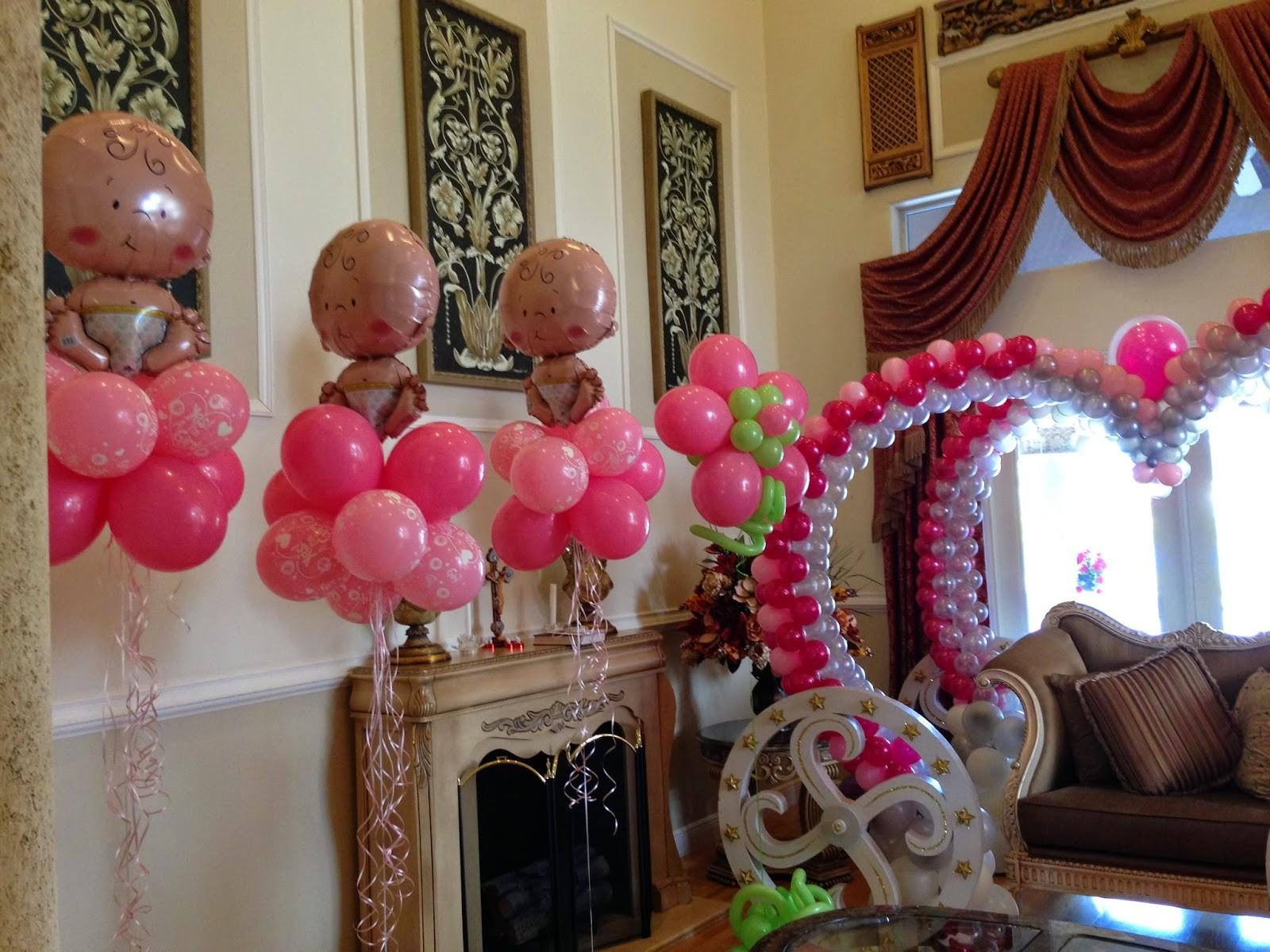 Dreamark Events Blog Baby Shower Decoration Girl