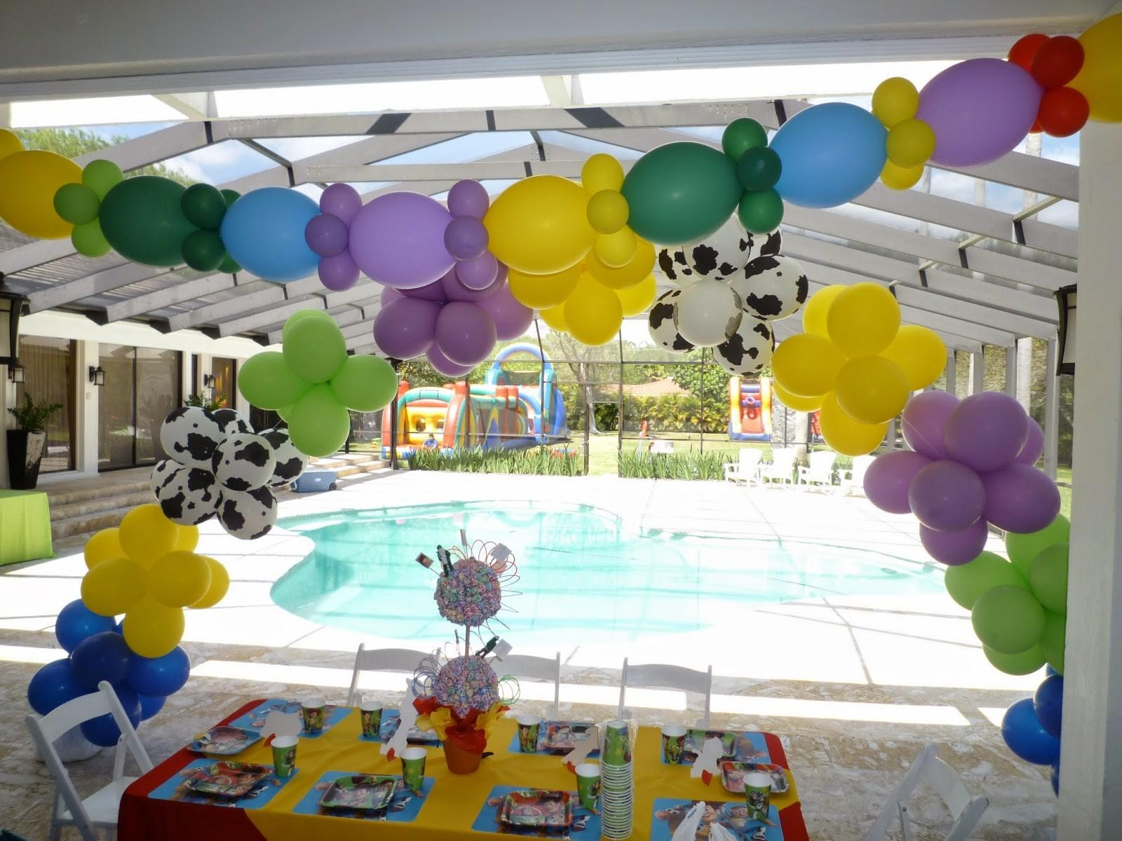 Dreamark Events Blog Toy Story Birthday Party Decoration