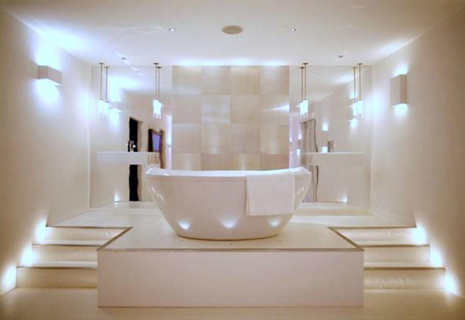 Dreamy Bathroom Lighting Ideas Midcityeast