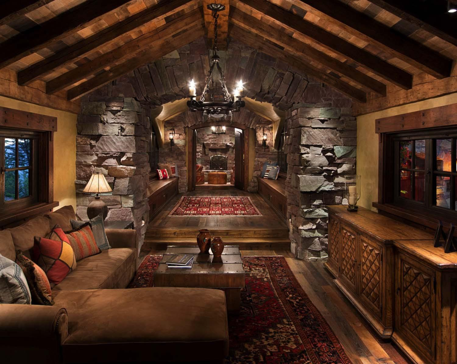 Dreamy Montana Mountain Retreat Great Northern Lodge