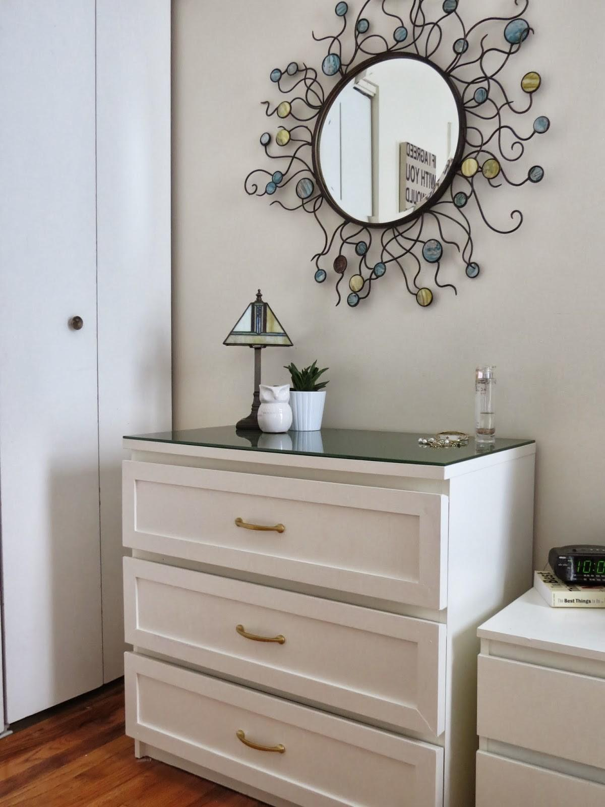 Dresser Glass Top Nazarm