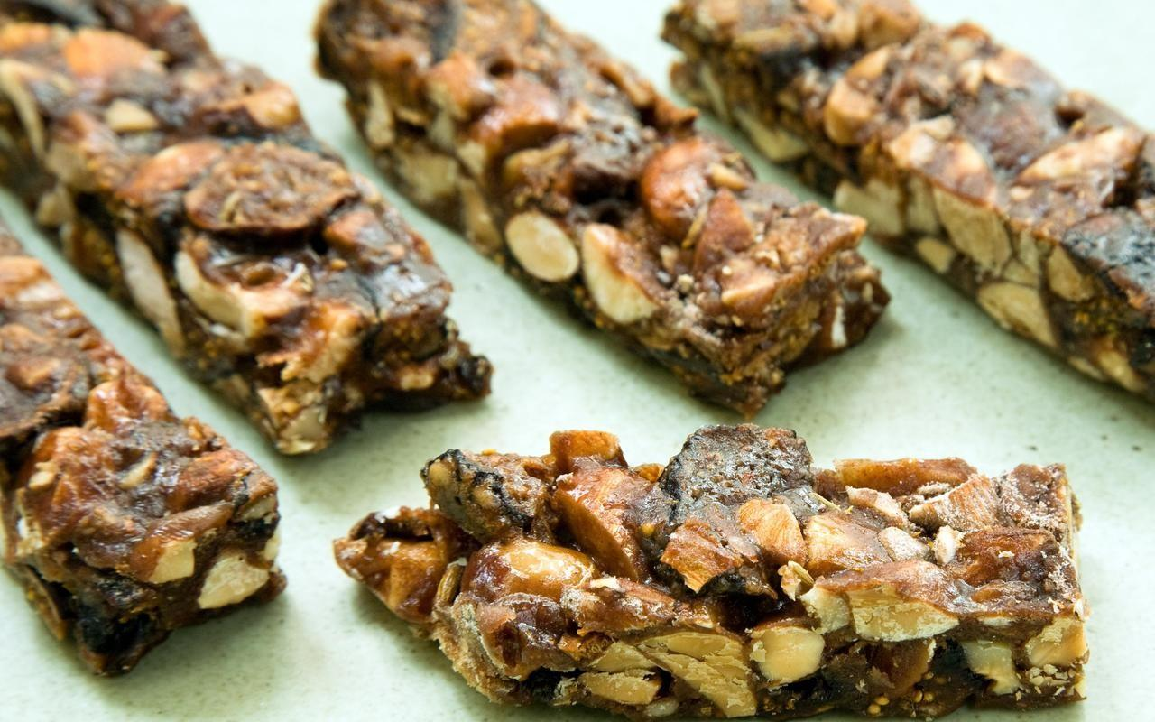 Dried Fig Nut Bars Recipe Chowhound