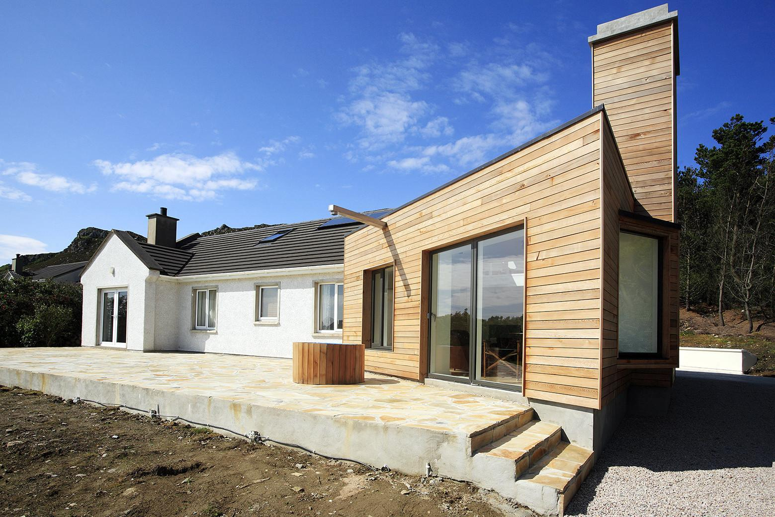 Drumnacraig Extension Macgabhann Architects Archdaily