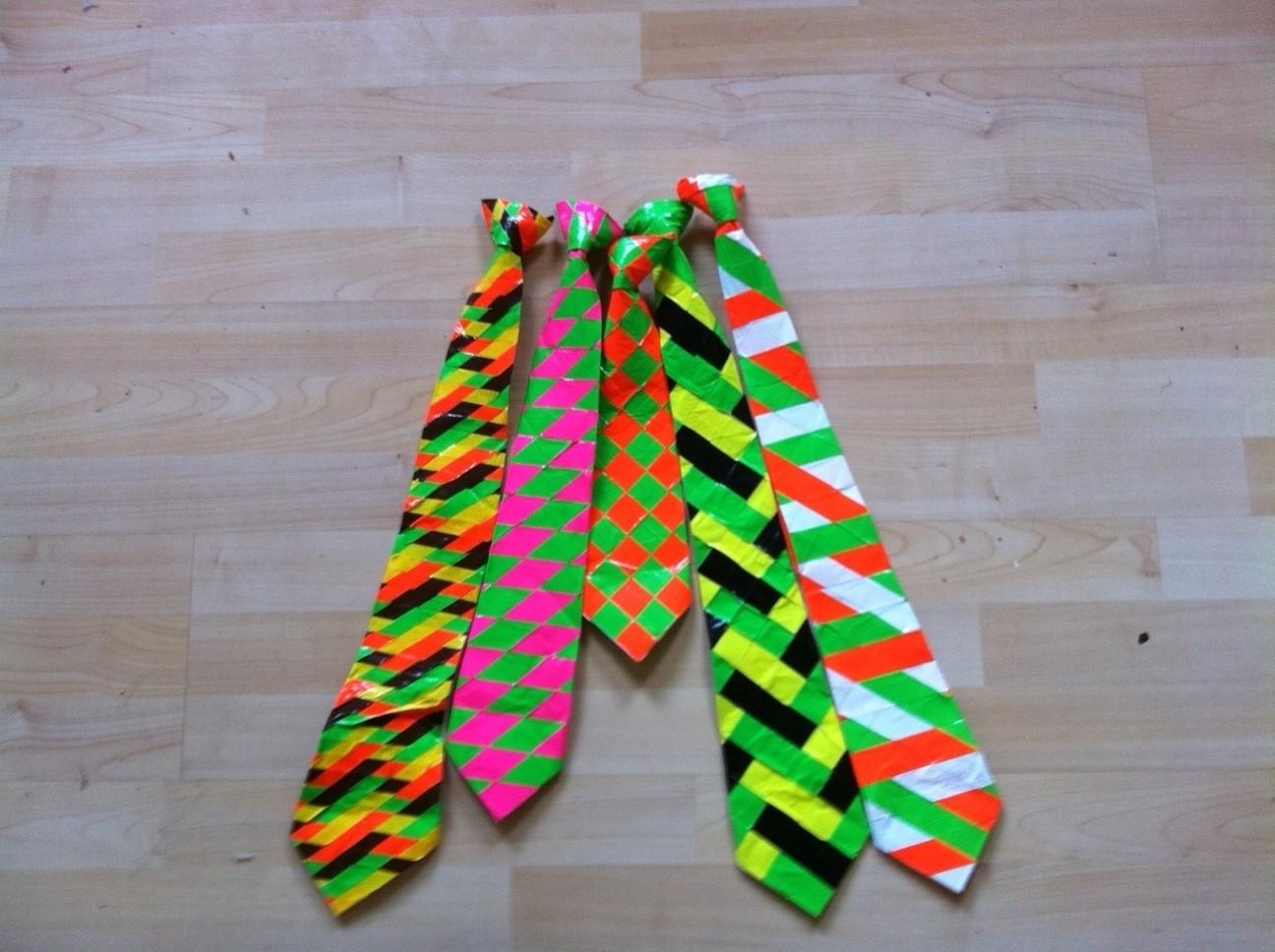 Duct Tape Crafts Boys