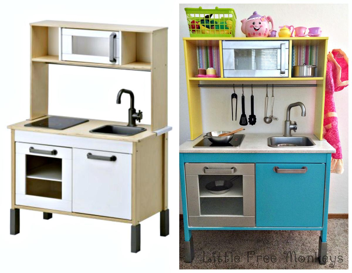 Duktig Play Kitchen Makeover Hackers