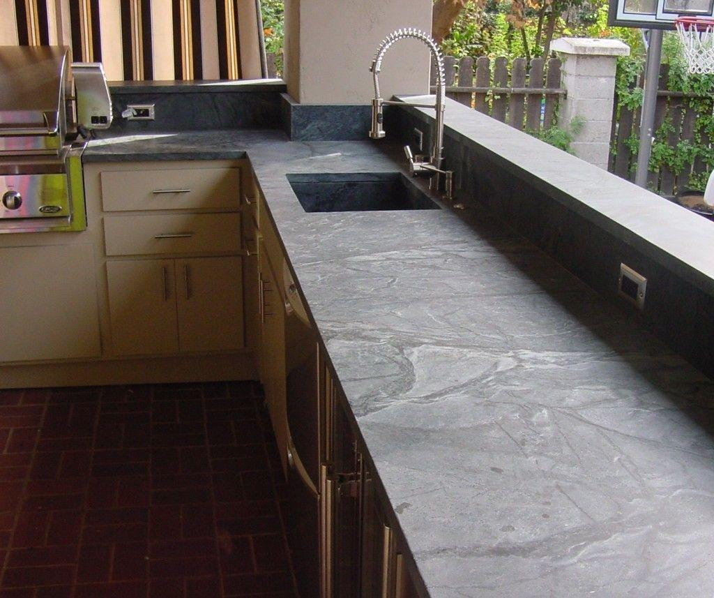Durable Soapstone Countertops Versatile Design Option